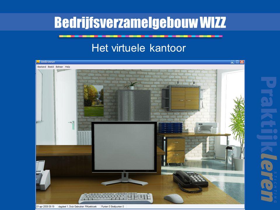 Bedrijfsverzamelgebouw WIZZ Het virtuele kantoor