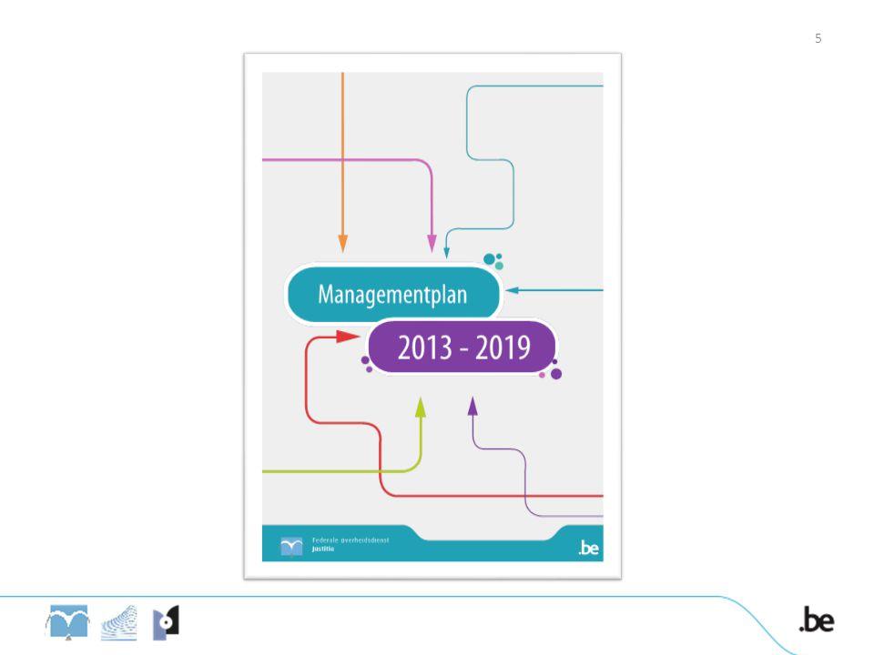 De Zetel, het OM en de FOD Justitie leggen samen reeds een weg af vanaf 29 november 2013: prille begin van gemeenschappelijk beheer