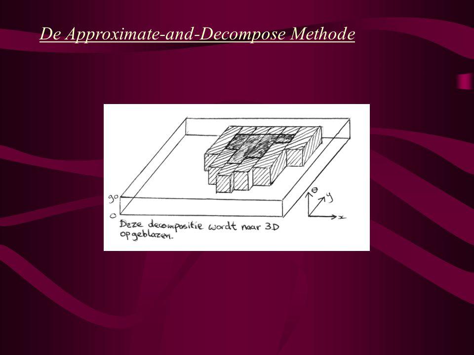 De Approximate-and-Decompose Methode
