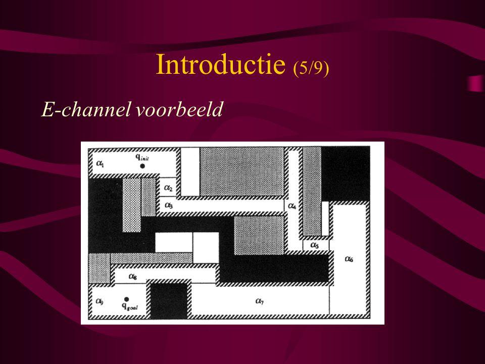 Introductie (6/9) Het First-Cut Algoritme 1.