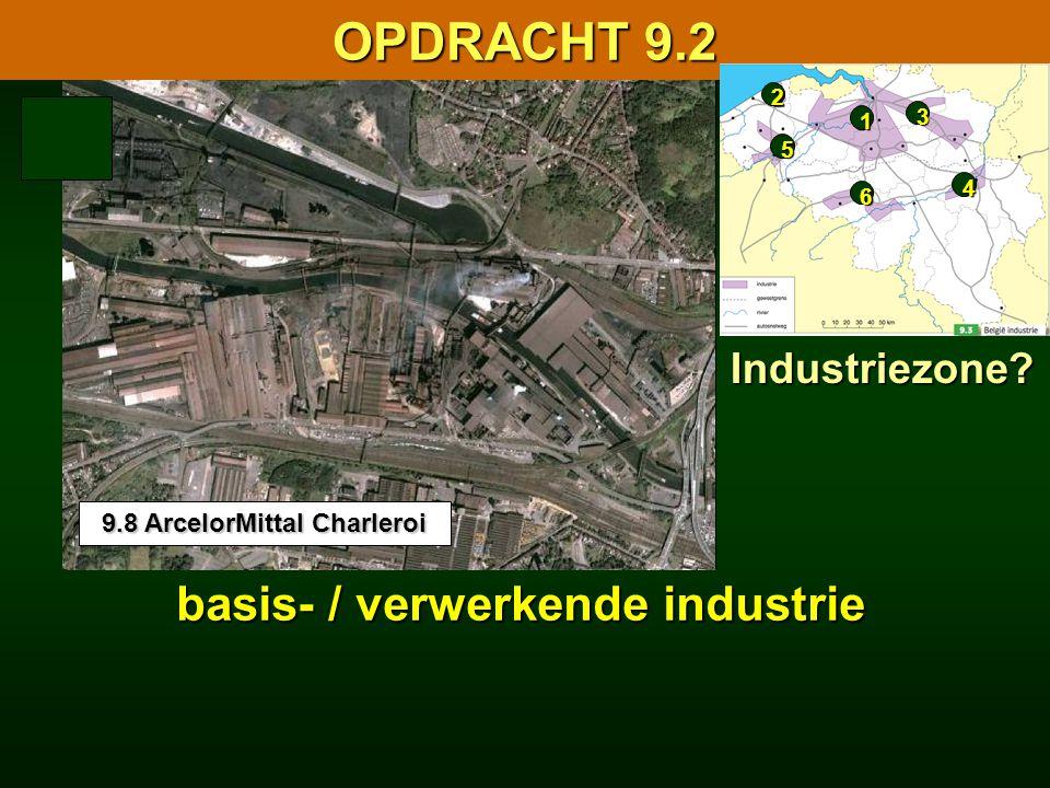 17.1 Facetkaart van de Belgische industrie 17.1 Facetkaart van de Belgische industrie basis- / verwerkende industrie 16.1 Facetkaart van de Europese i
