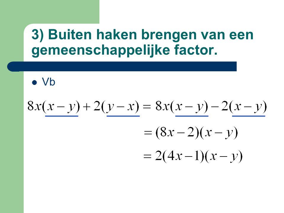 6) Samennemen 3 + 1.