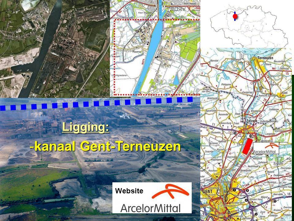 53 ARCELORMITTAL Gent is de belangrijkste producent van vlakstaalproducten binnen de Arcelor Groep. ARCELORMITTAL GENT (vroeger SIDMAR) 16.3 Wat is ba