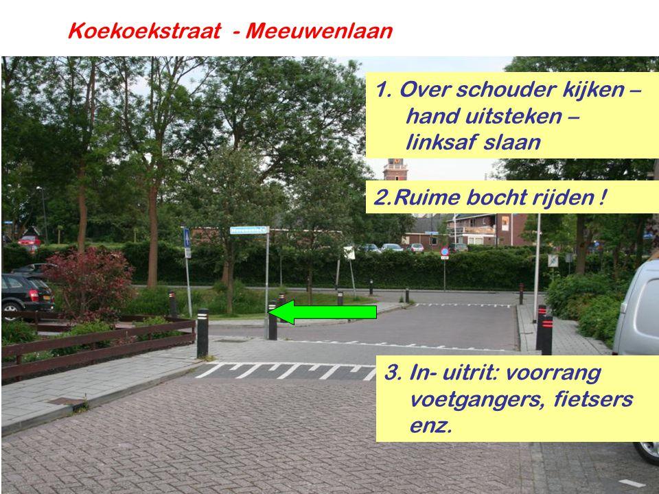 Koekoekstraat - Meeuwenlaan 1.
