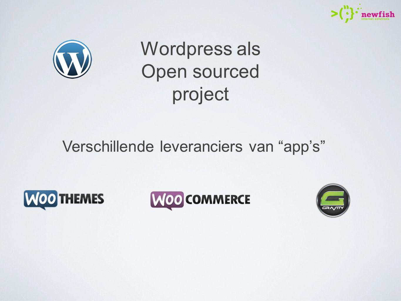 Wordpress Gebruiksgemak Gemak om mee te bouwen Hoeveelheid gebruikers SEO Beschikbare informatie