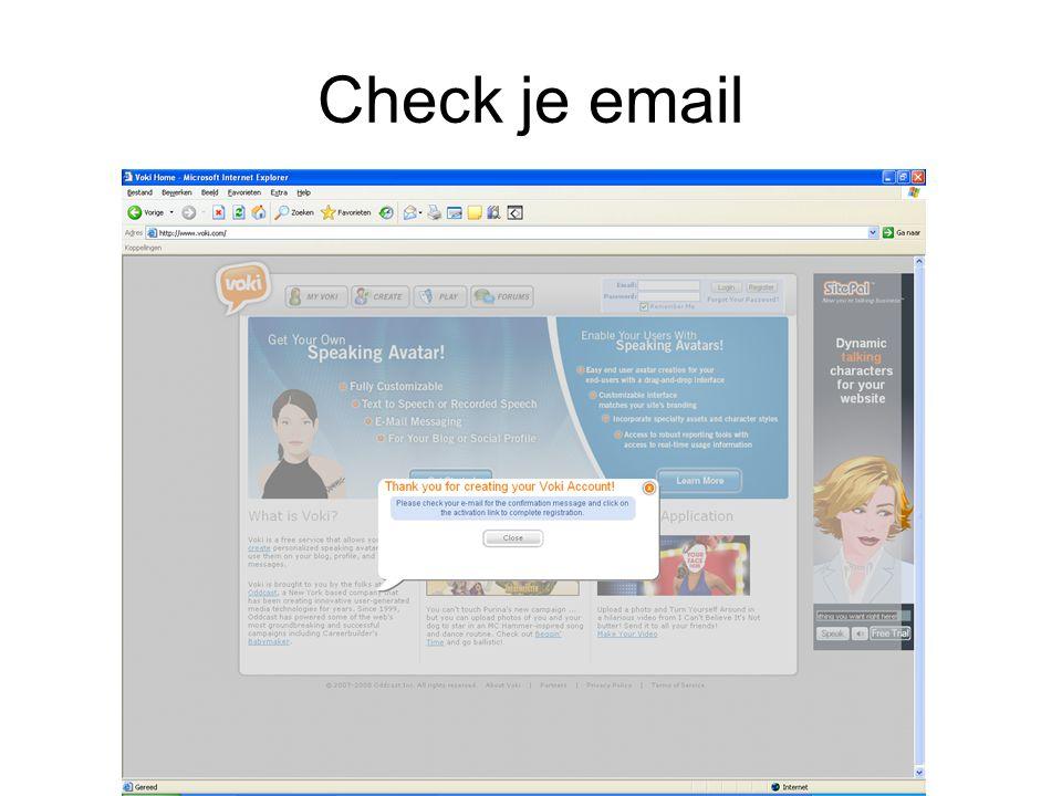 Kies voor Dutch Typ hier je tekst (max. 160 tekens)