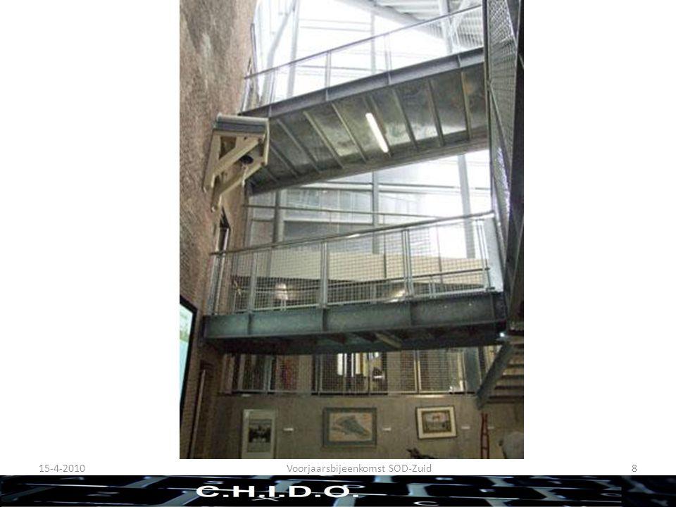 15-4-20109Voorjaarsbijeenkomst SOD-Zuid Architectuur Architectuur, in bredere zin, is de synthese van kunst en wetenschap bij het ontwerpen van complexe structuren, waardoor functionaliteit en complexiteit worden gecontroleerd (C.A.