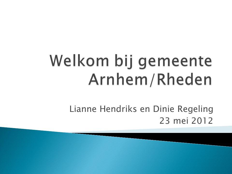 Lianne Hendriks en Dinie Regeling 23 mei 2012