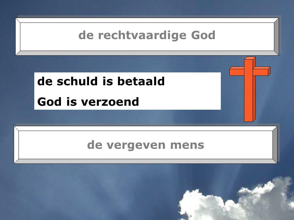 samenvatting: 1.God heeft Zich niet verzoend, want Hij was nooit een vijand; 2.