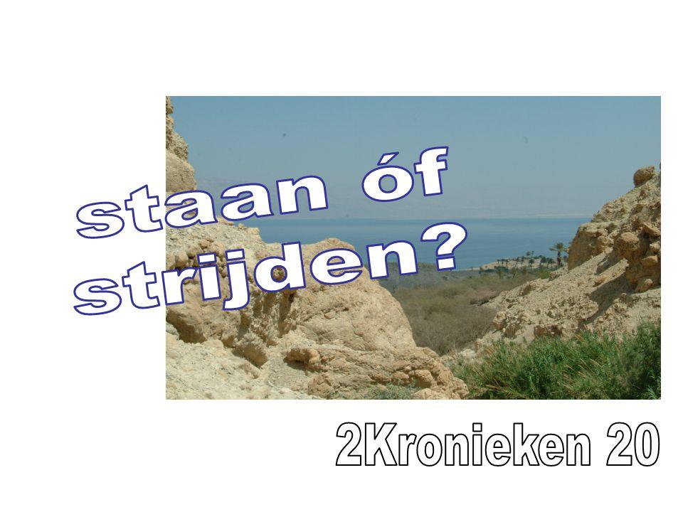 Na Salomo wordt koninkrijk verdeeld: Israël de tien stammen 20 koningen geen van hen doet goed in de ogen van YAHWEH Juda de twee stammen 20 koningen acht van hen doen goed in de ogen van YAHWEH 2