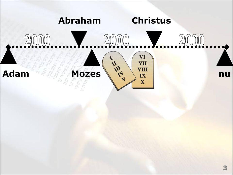 AdamMozes Abraham Christus nu 3