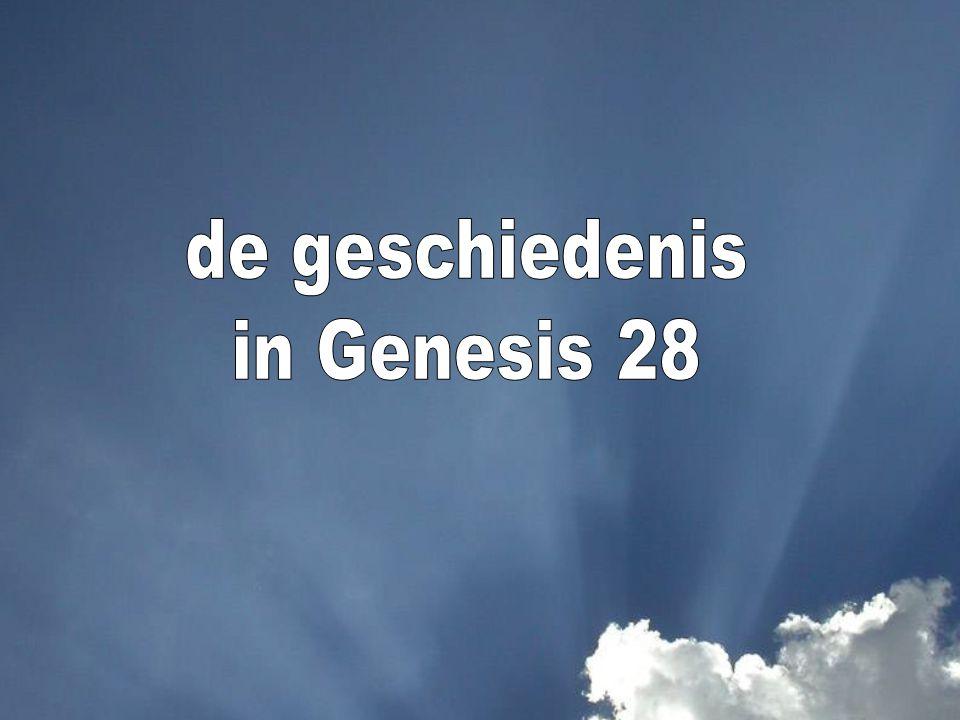 12...en zie, engelen Gods klommen daarlangs op en daalden daarlangs neder.