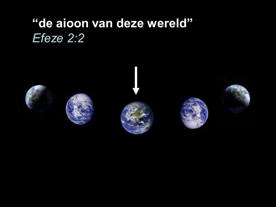 de aioon van deze wereld Efeze 2:2