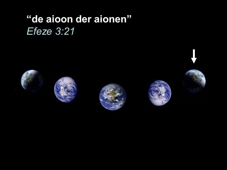 de aioon der aionen Efeze 3:21