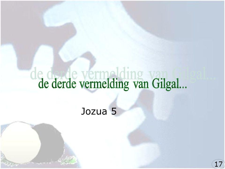 Jozua 5 17