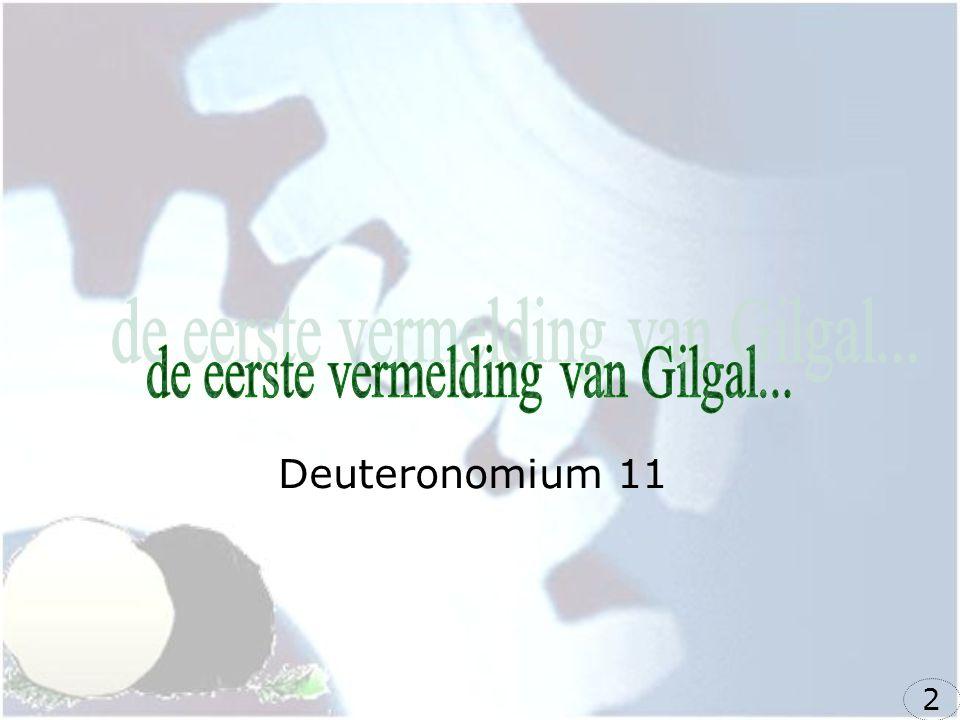 Deuteronomium 11 2