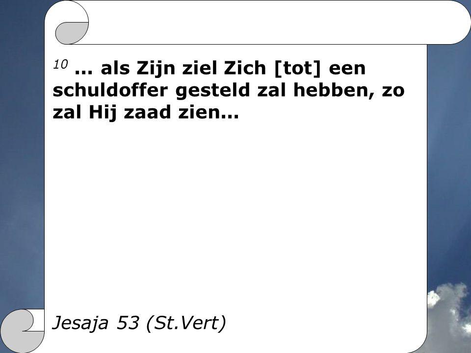 Jesaja 53 (St.Vert) 10...