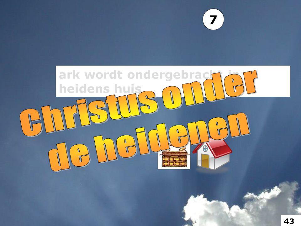 7 ark wordt ondergebracht in heidens huis 43