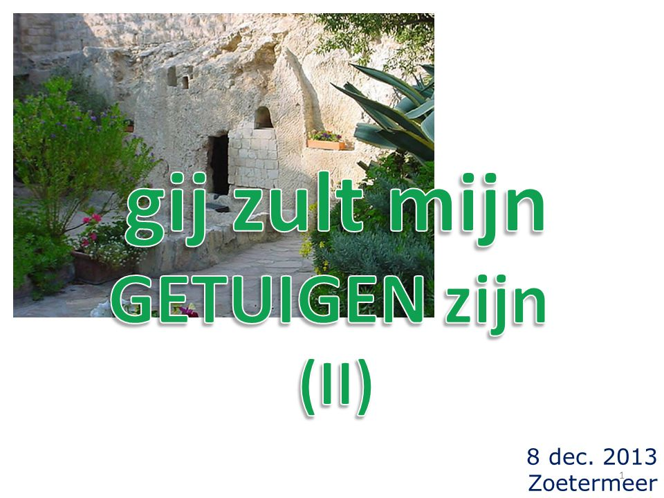 8 dec. 2013 Zoetermeer 1