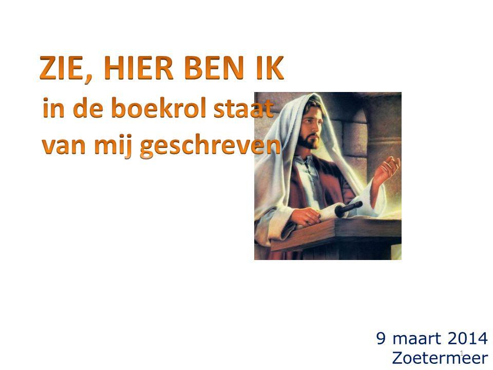 9 maart 2014 Zoetermeer 1