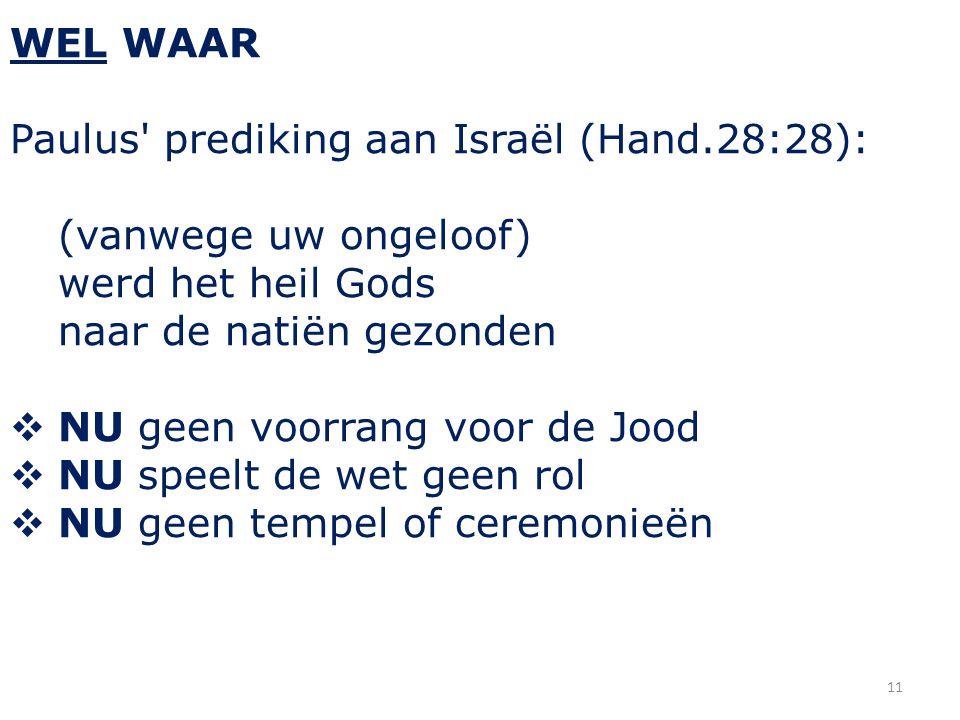 Handelingen 21 28 al schreeuwende: Help, mannen van Israel.