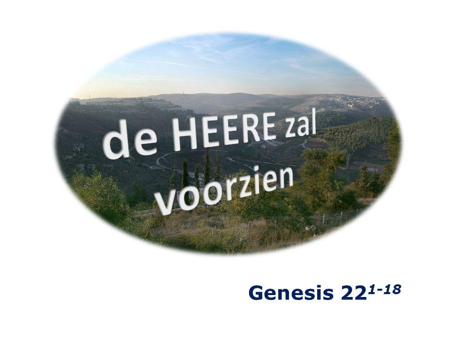 Genesis 22 1-18