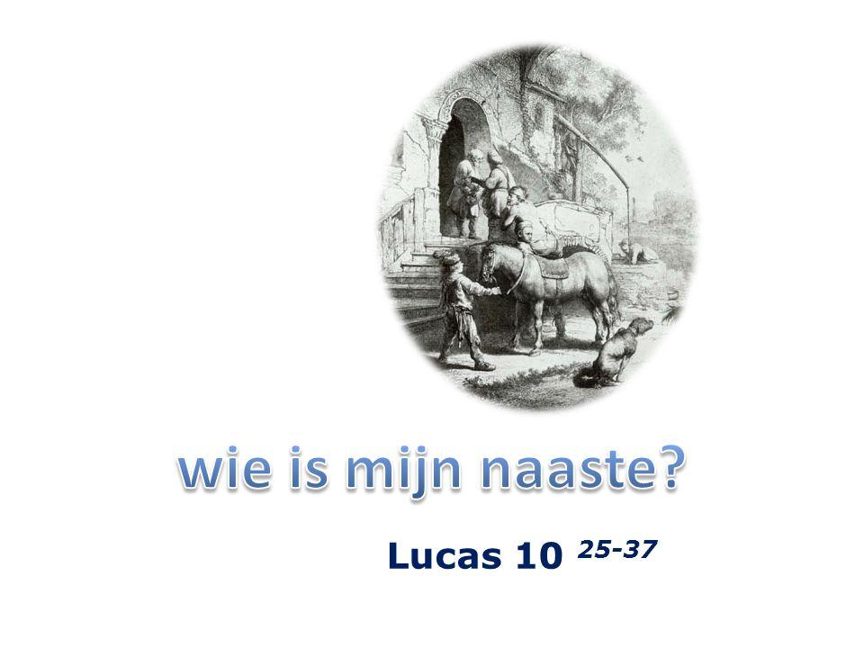 Lucas 10 25-37