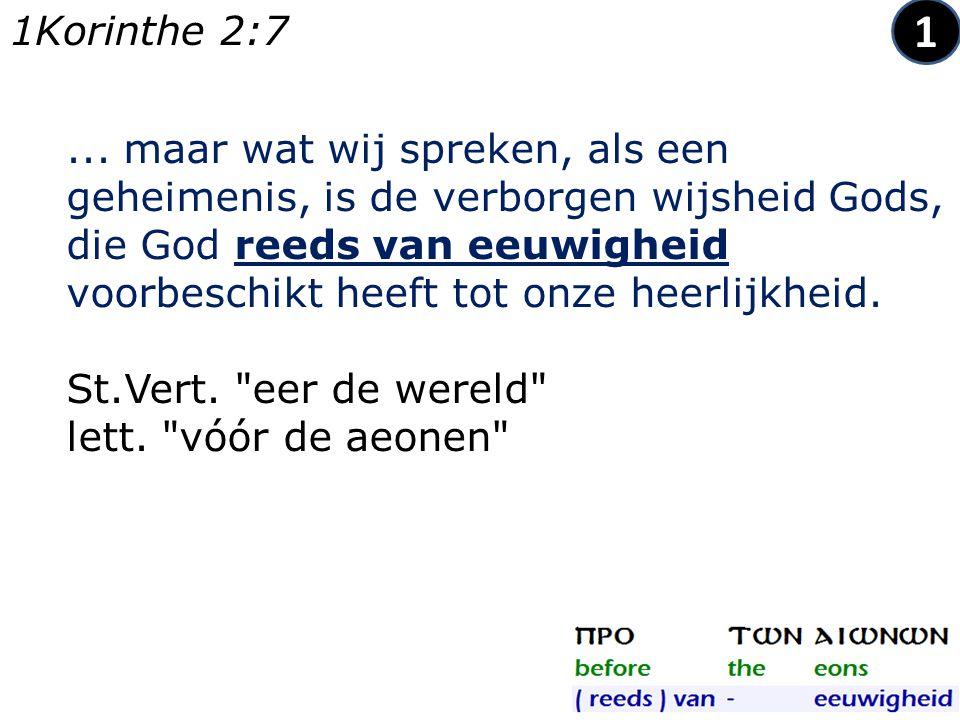 2 In het NT is het woord hel in de St.Vert.
