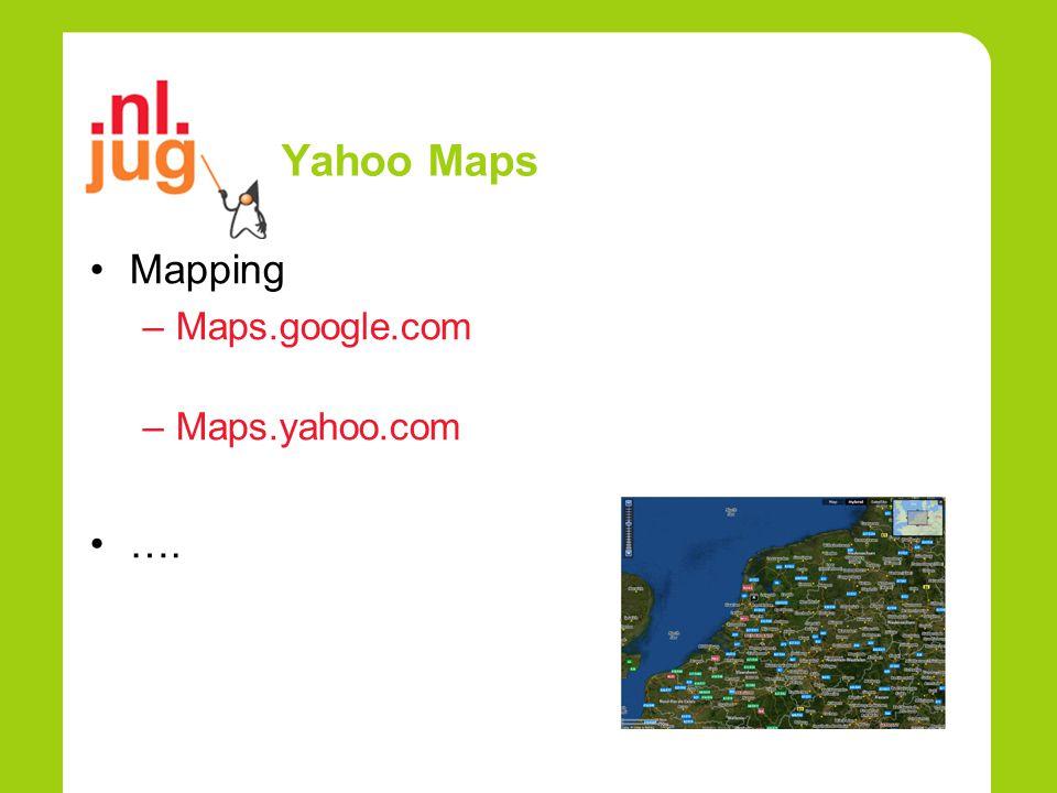 Yahoo Maps Mapping –Maps.google.com –Maps.yahoo.com ….