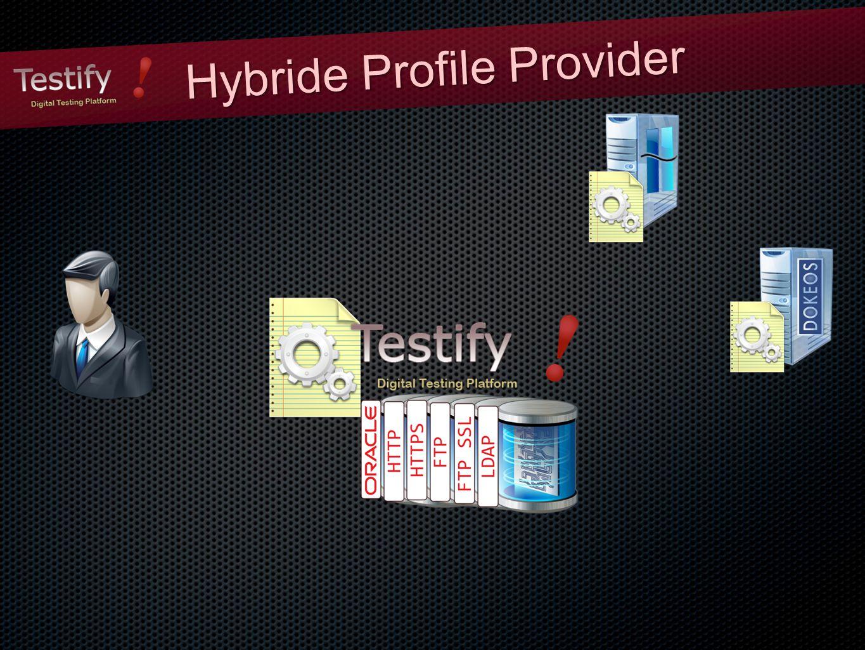 Hybride Profile Provider