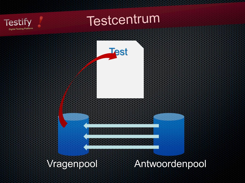 TestcentrumTestcentrum Hoe werkt dit in de praktijk.