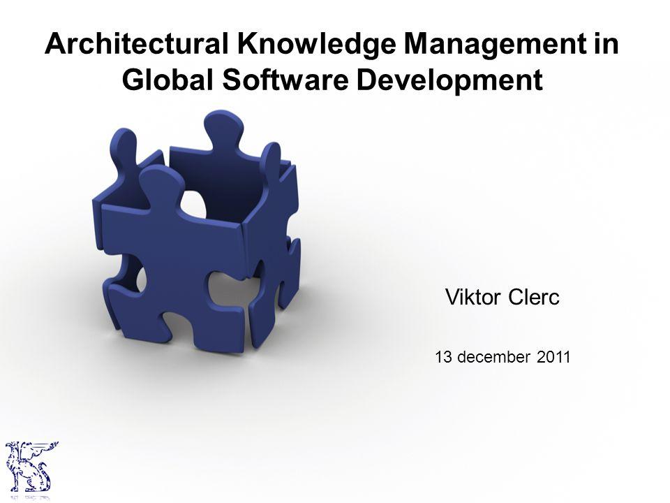 2 Software-intensieve systemen zijn overal en nemen toe in complexiteit