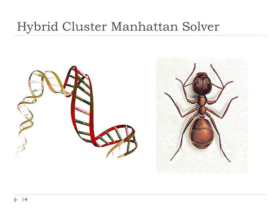 Hybrid Cluster Manhattan Solver 14