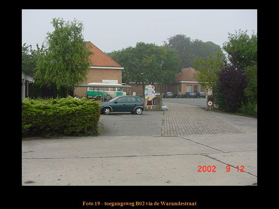 Foto 19 - toegangsweg B02 via de Warandestraat