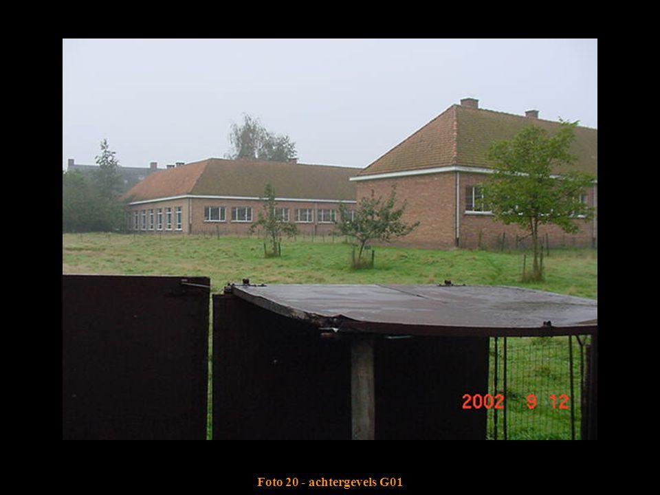 Foto 20 - achtergevels G01