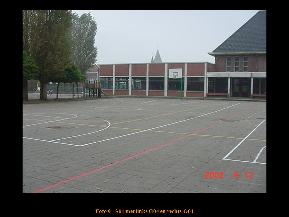 Foto 9 - S01 met links G04 en rechts G01