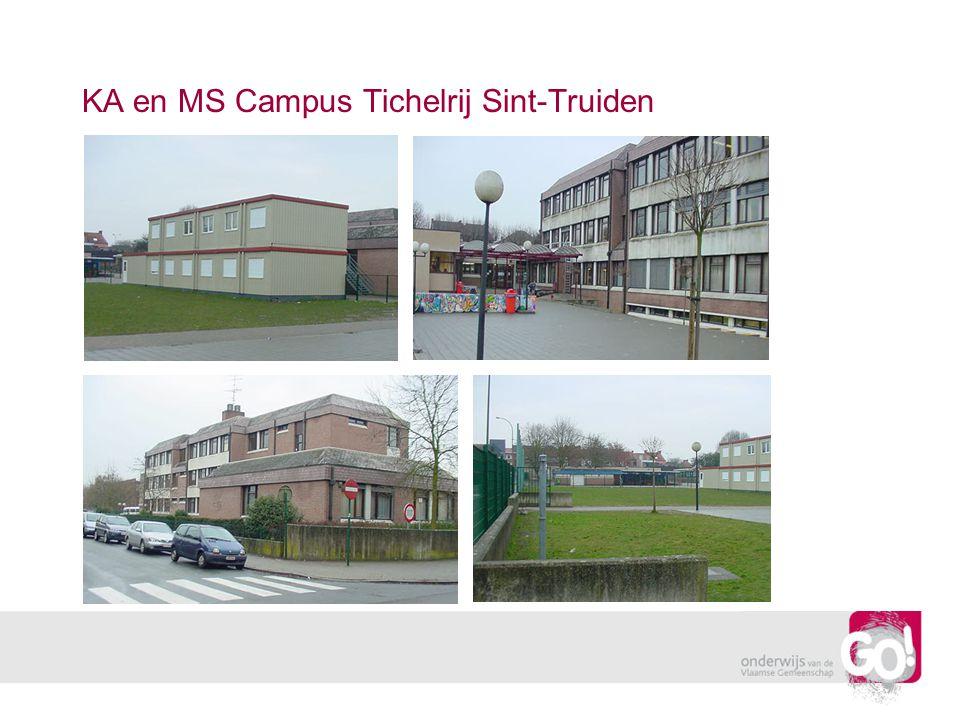 KA en MS Campus Tichelrij Sint-Truiden