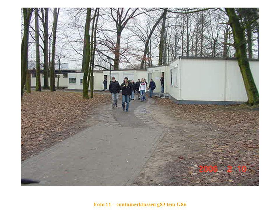 Foto 11 – containerklassen g83 tem G86