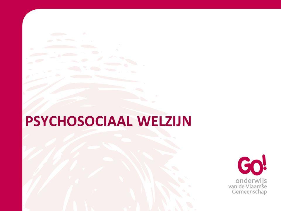 PSYCHOSOCIAAL WELZIJN