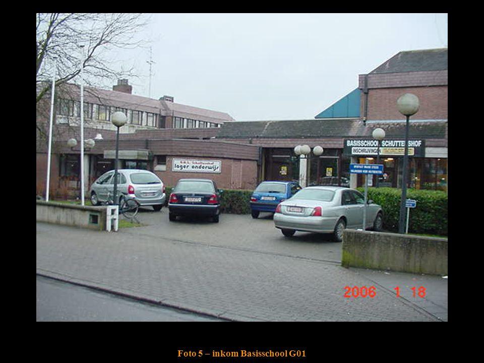 Foto 5 – inkom Basisschool G01