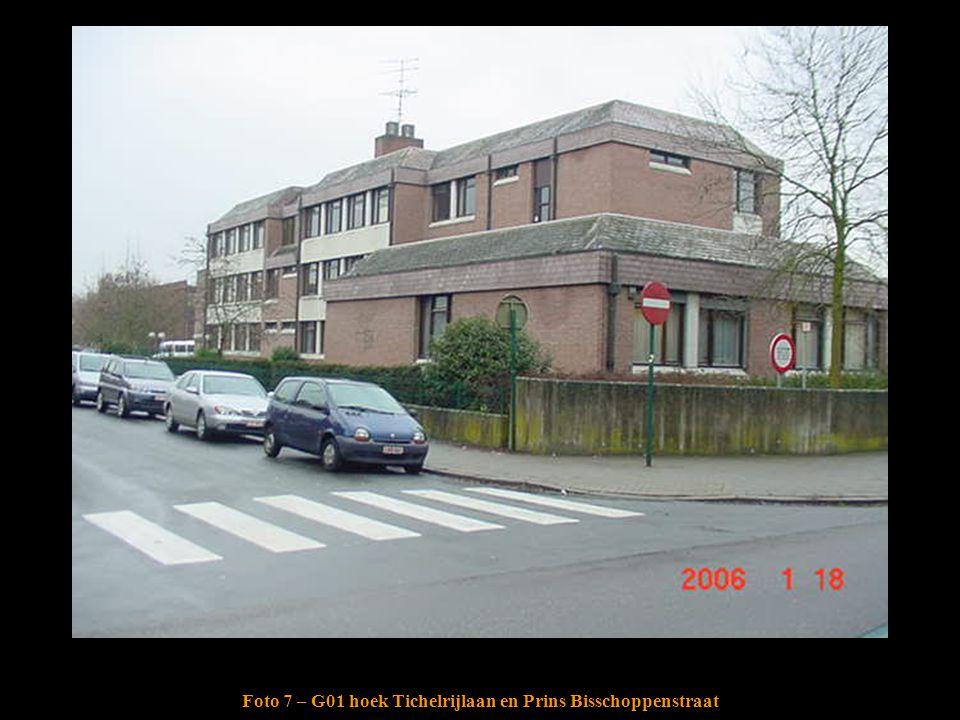Foto 7 – G01 hoek Tichelrijlaan en Prins Bisschoppenstraat