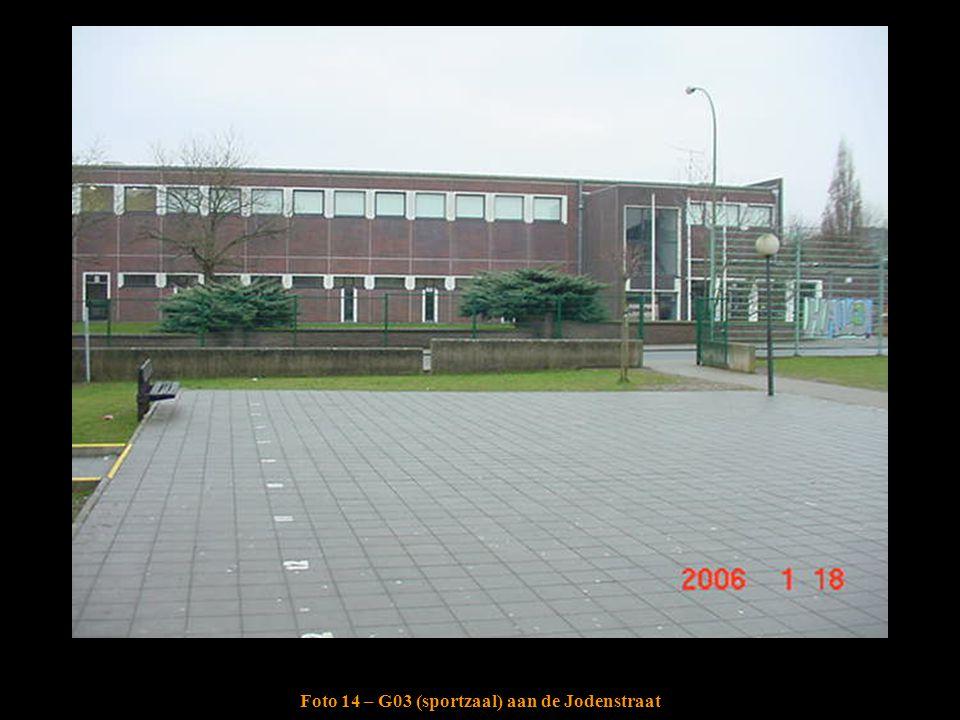 Foto 14 – G03 (sportzaal) aan de Jodenstraat