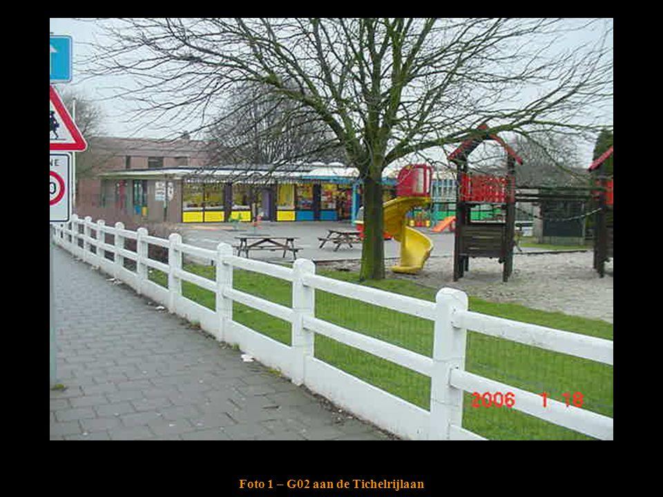 Foto 1 – G02 aan de Tichelrijlaan