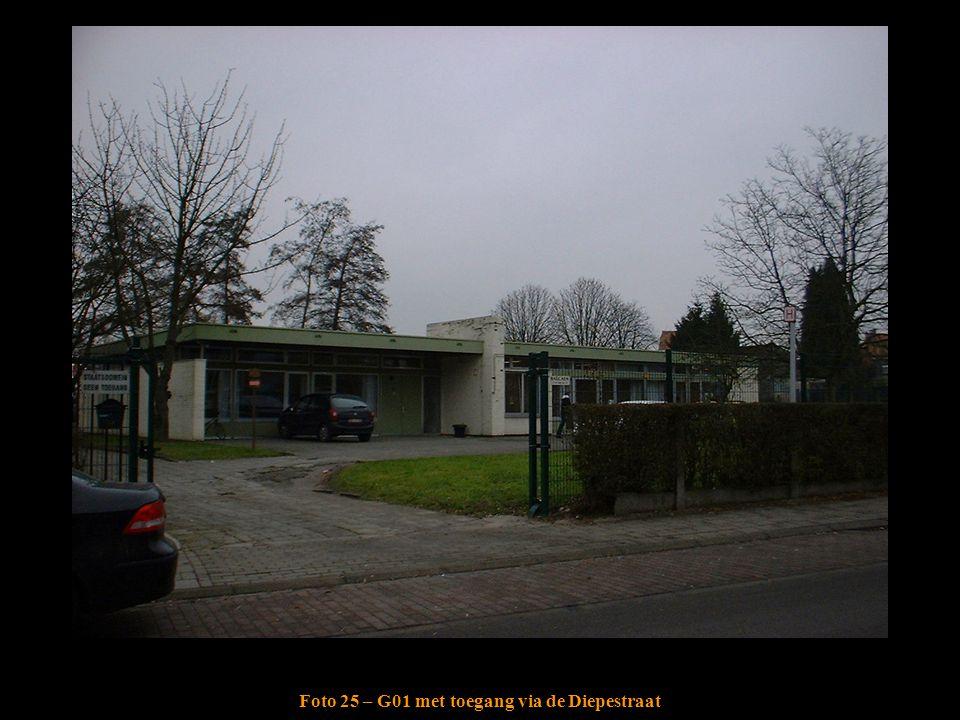 Foto 25 – G01 met toegang via de Diepestraat