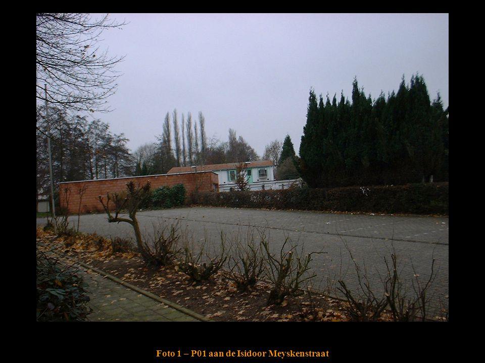 Foto 1 – P01 aan de Isidoor Meyskenstraat