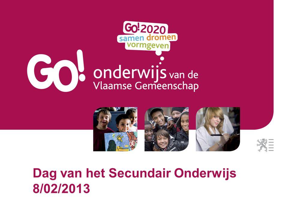 Dag van het Secundair Onderwijs 8/02/2013