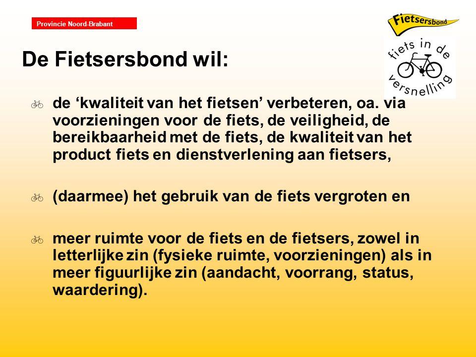 Provincie Noord-Brabant Enthousiasmering  Ongebonden rol  Vanuit dagelijkse praktijk Ook in uw belang….