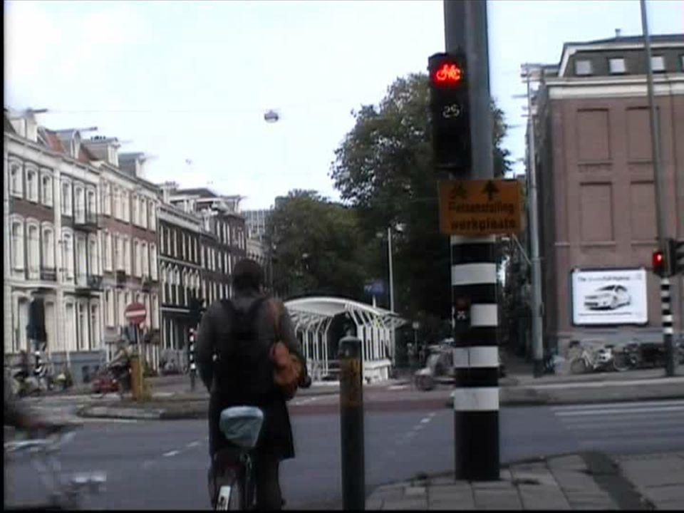 23 september 2010 Soms fietsonvriendelijke VRI