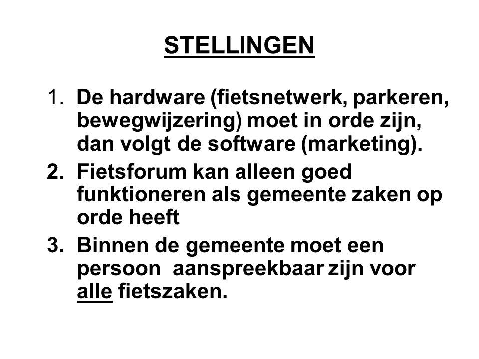 STELLINGEN 1.
