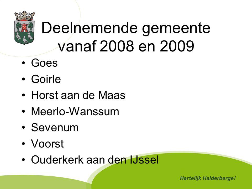 Totaal 26 gemeenten in Nederland (West)-Brabant Zeeland Limburg Noord-Holland Gelderland Zuid-Holland